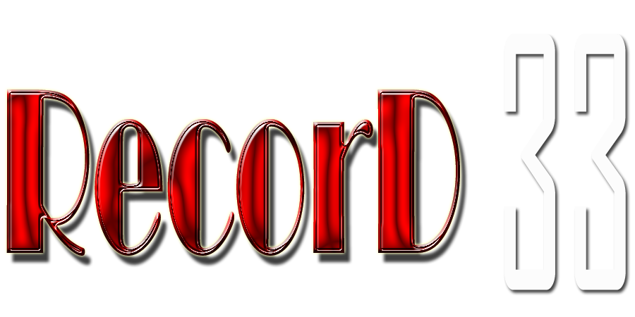 record 33 logo plain copy